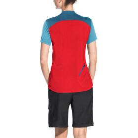 VAUDE Tremalzo IV Shirt Women magma